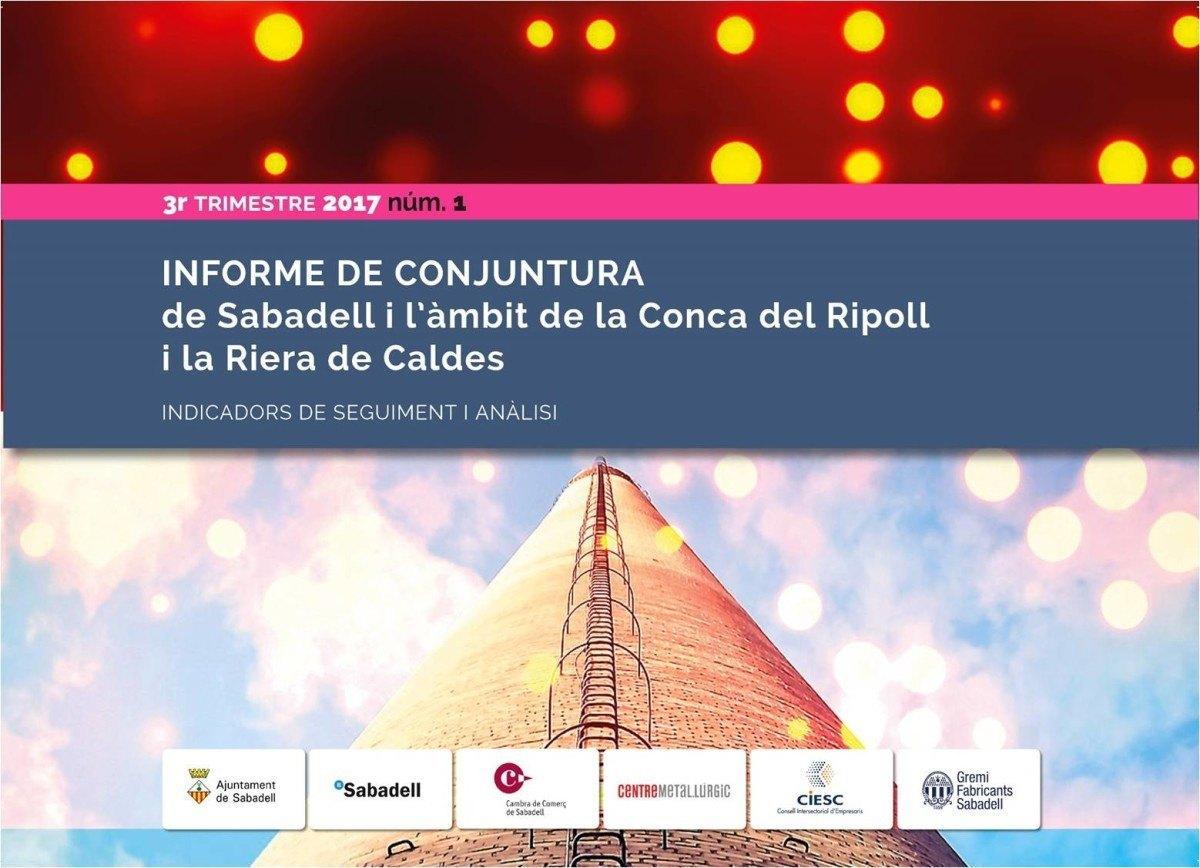 Informe De Conjuntura Econòmica De La Conca Del Ripoll I La Riera De Caldes, 2017