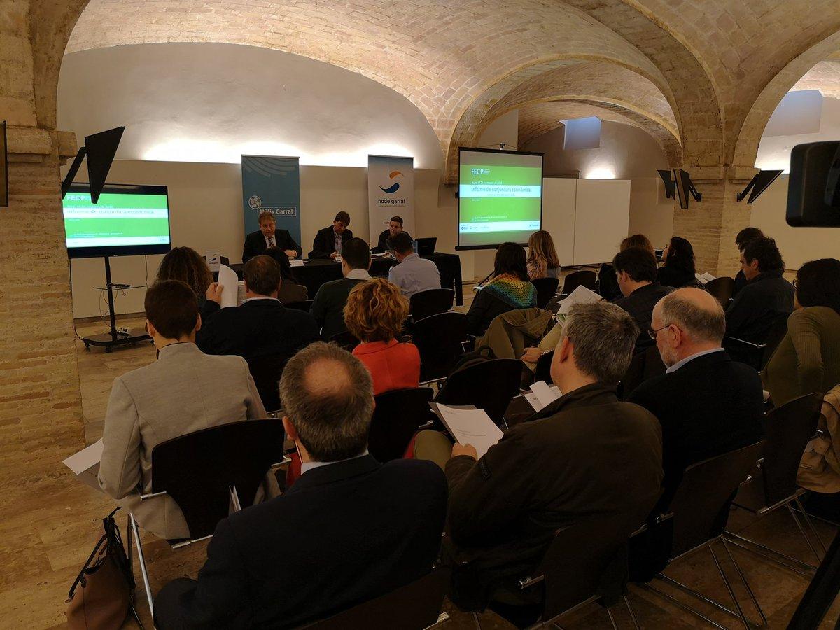 Publicat El Darrer Informe FEGP De Conjuntura Econòmica Del 2n Semestre Del 2018
