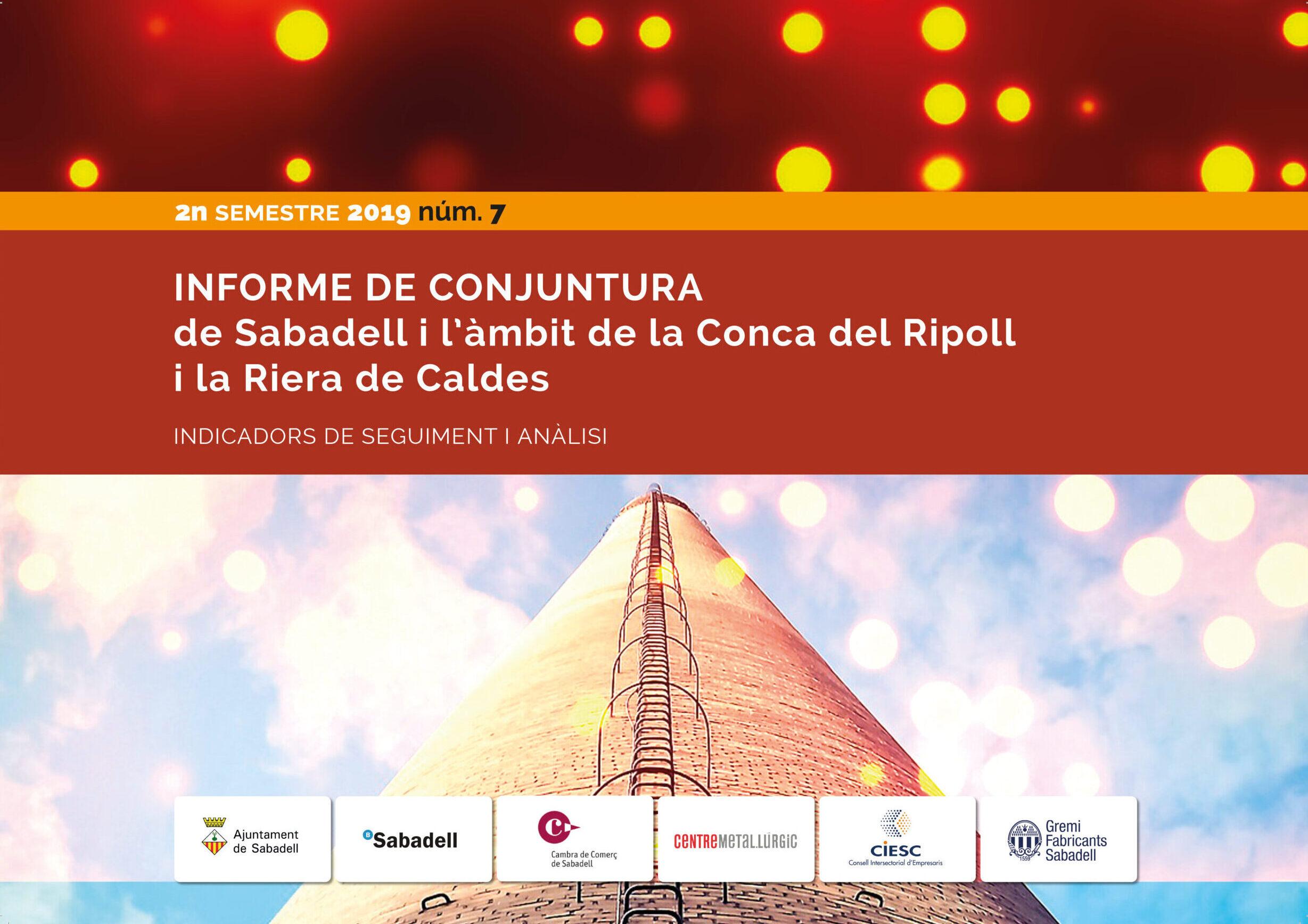Publicat El Darrer Informe De Conjuntura De L'àmbit CRiRC